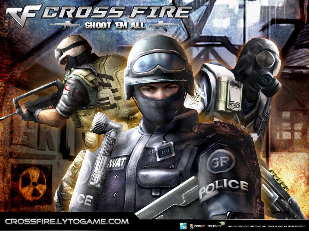 Games Wallpaper: Crossfire