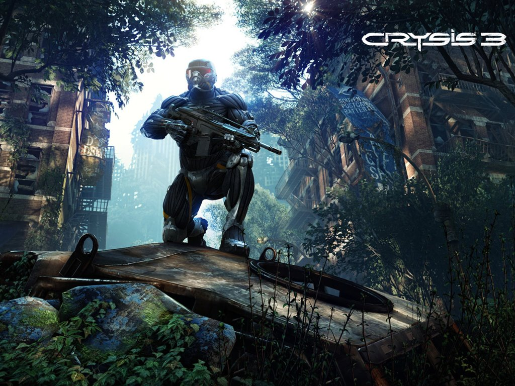 Games Wallpaper: Crysis 3