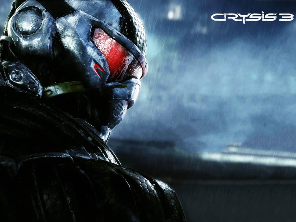 Games Wallpaper: Crysis 3
