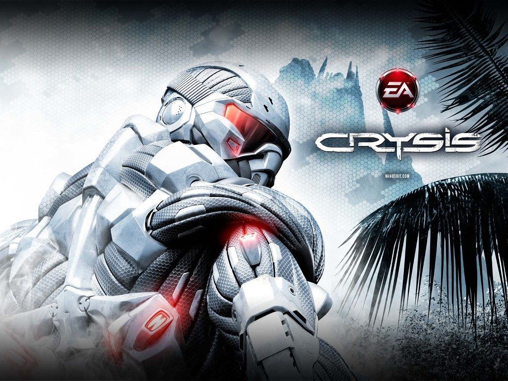 Games Wallpaper: Crysis