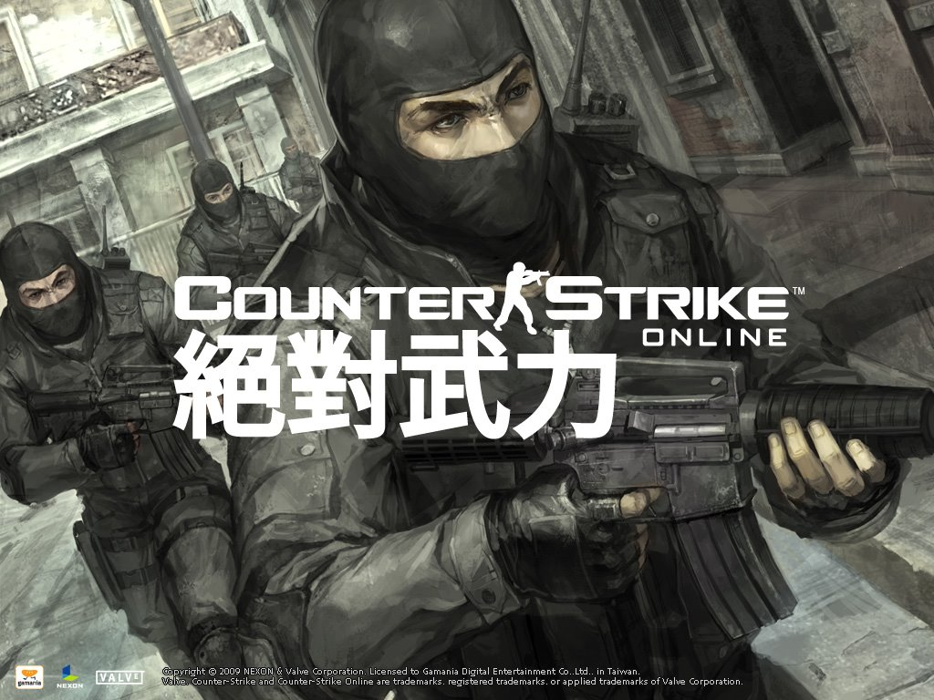 Games Wallpaper: Counter-Strike Online