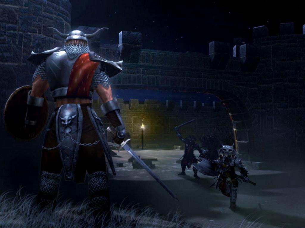 Games Wallpaper: Baldur's Gate - Dark Alliance 2