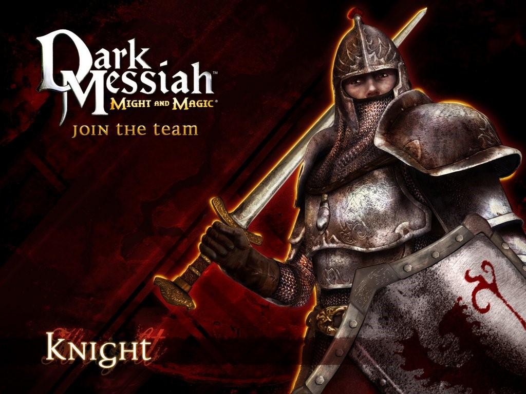 Games Wallpaper: Dark Messiah of Might and Magic - Knight
