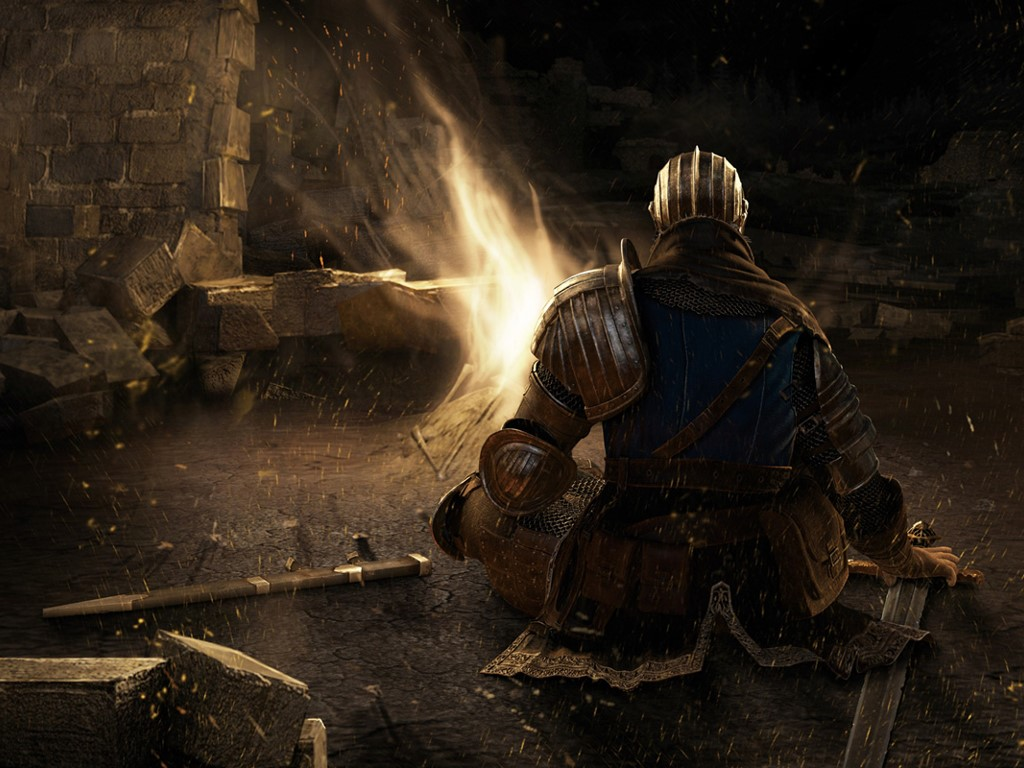 Games Wallpaper: Dark Souls