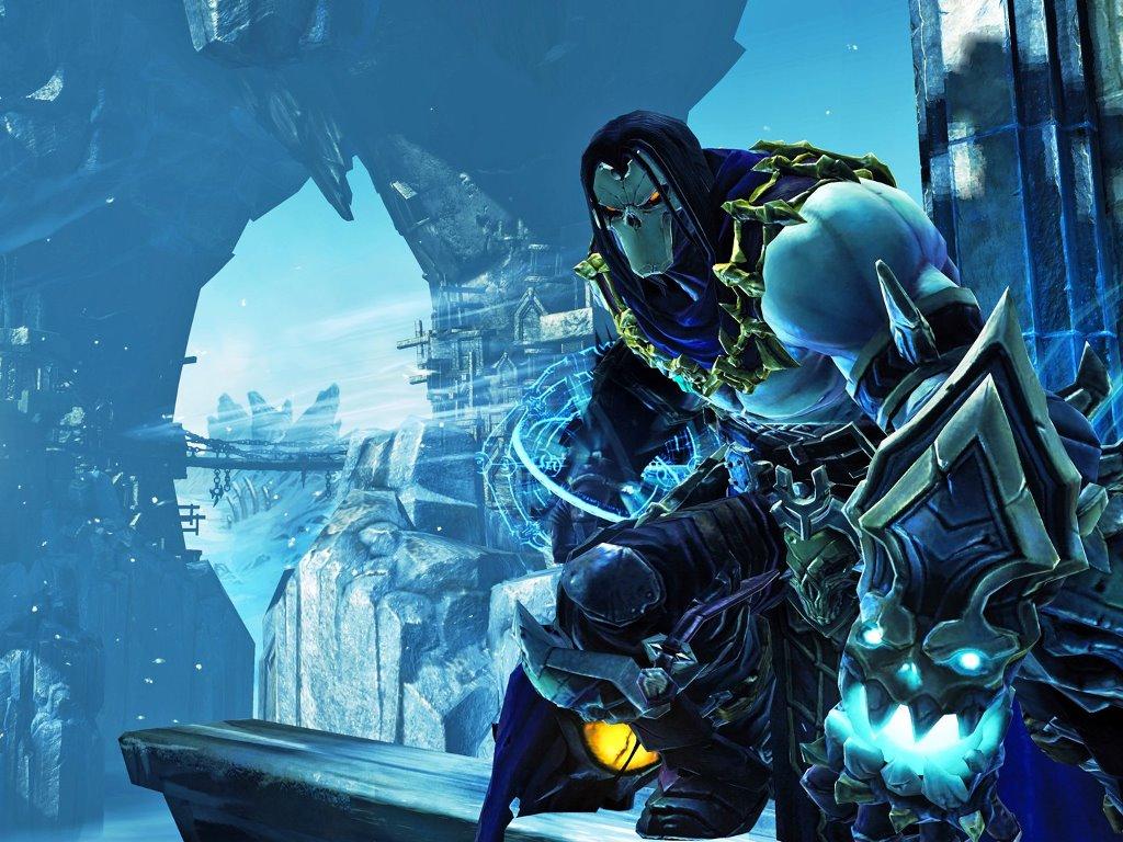 Games Wallpaper: Darksiders II