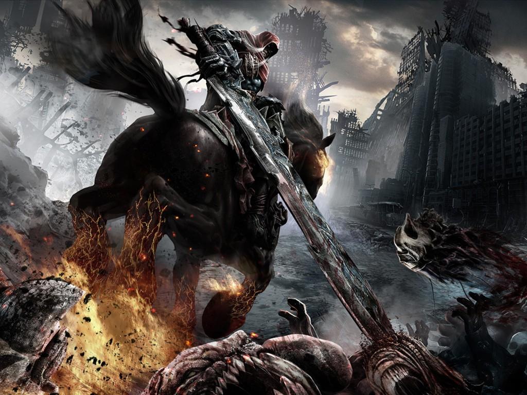 Games Wallpaper: Darksiders