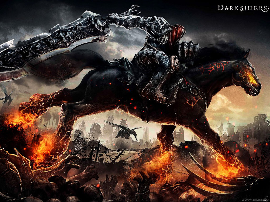 Games Wallpaper: Darksiders