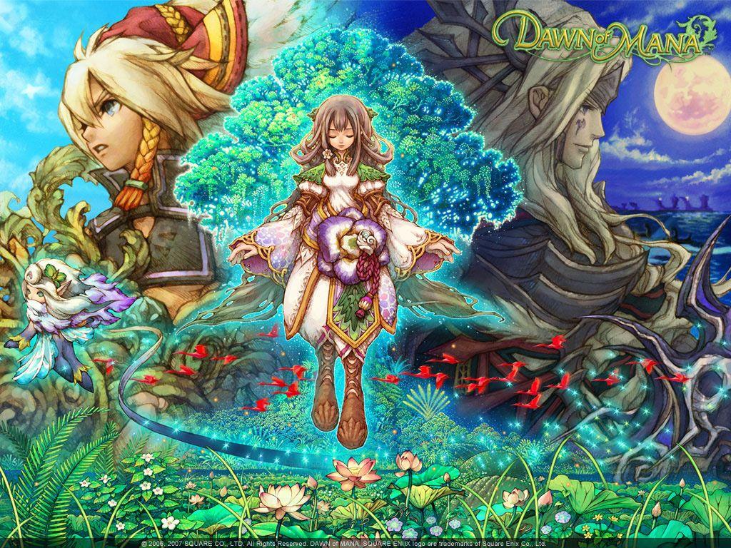 Games Wallpaper: Dawn of Mana