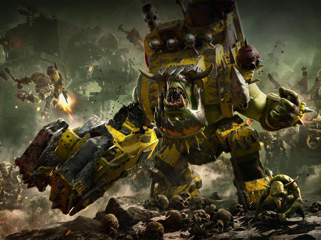 Games Wallpaper: Warhammer 40000 - Dawn of War III