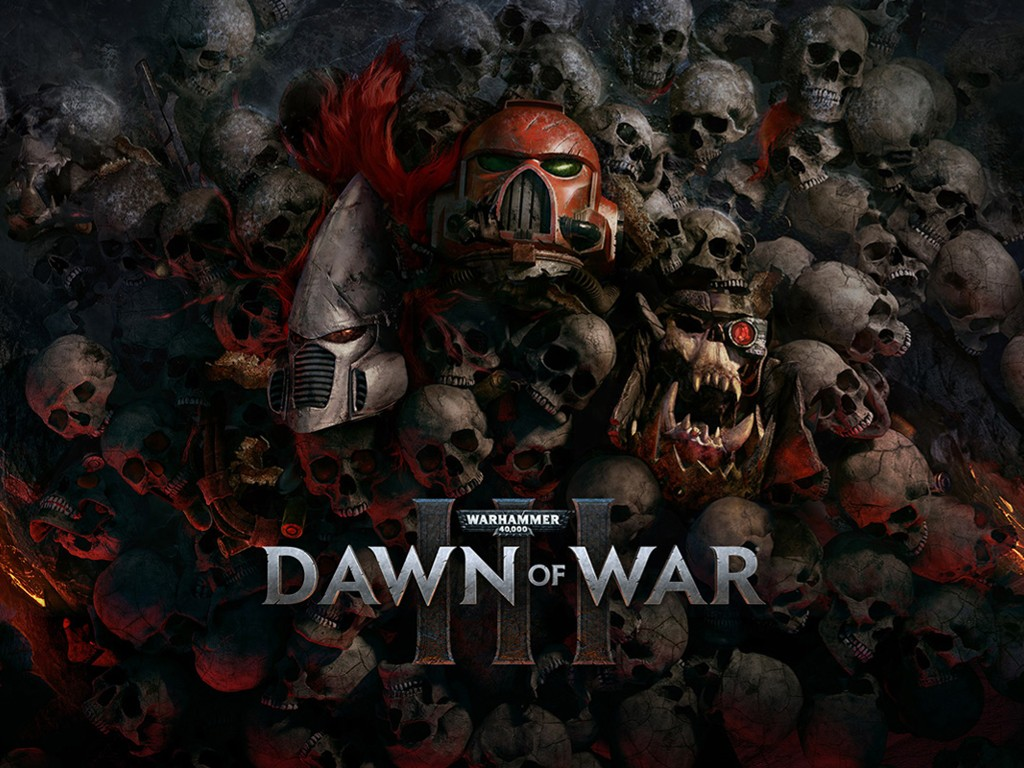 Games Wallpaper: Dawn of War III