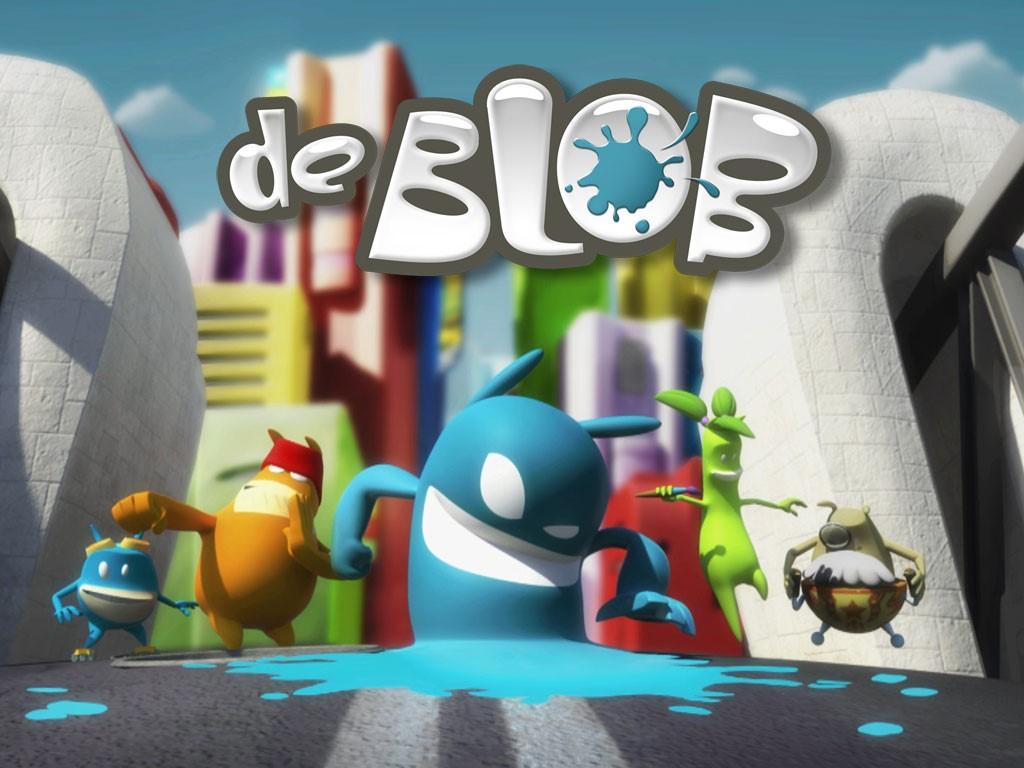 Games Wallpaper: De Blob