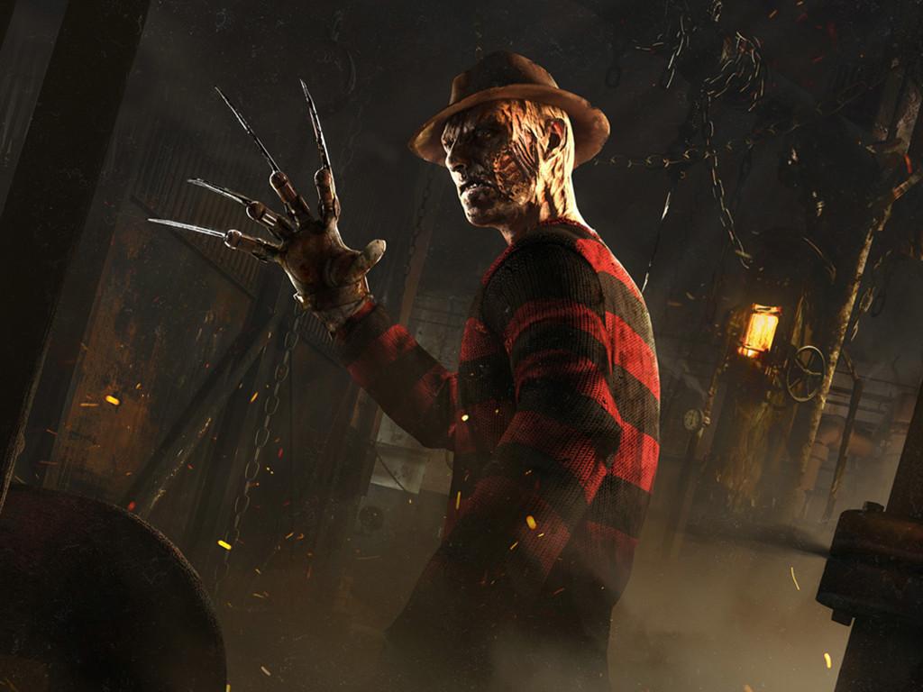 Games Wallpaper: Dead by Daylight - Freddy Krueger