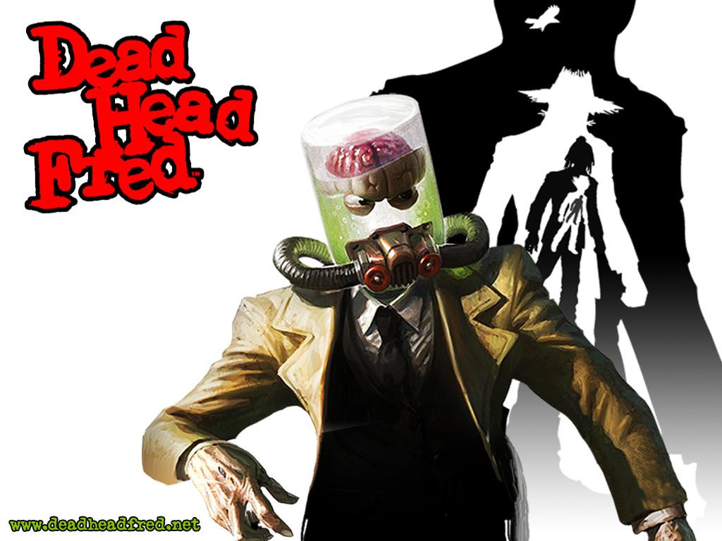 Games Wallpaper: Dead Head Fred