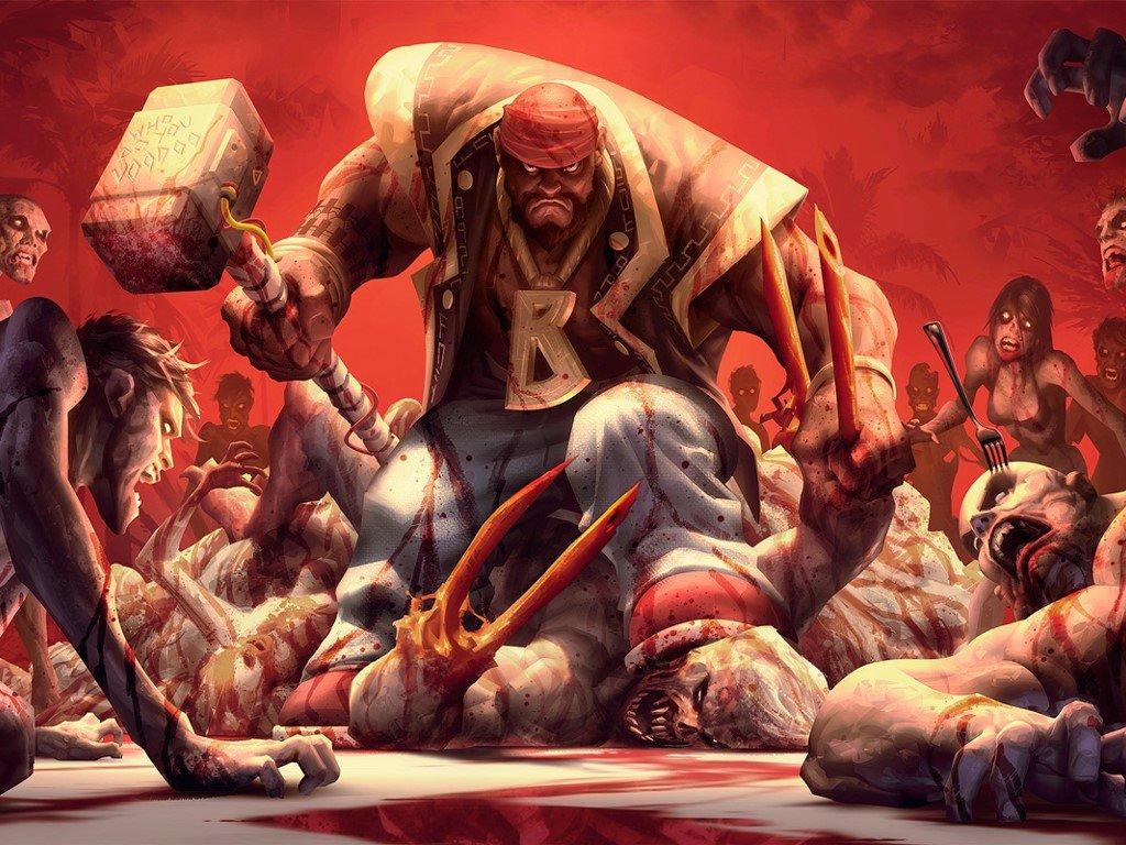 Games Wallpaper: Dead Island - Epidemic