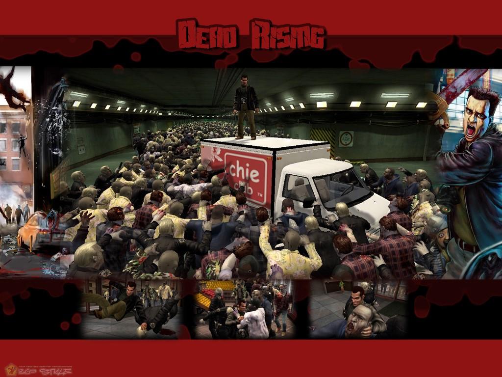 Games Wallpaper: Dead Rising