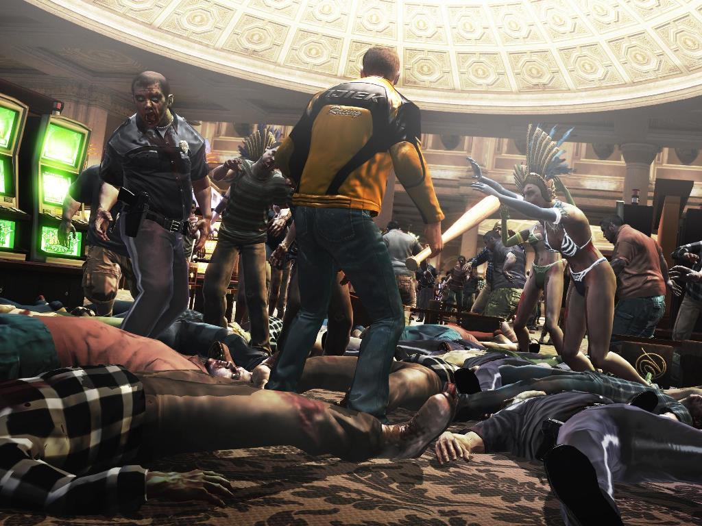 Games Wallpaper: Dead Rising 2