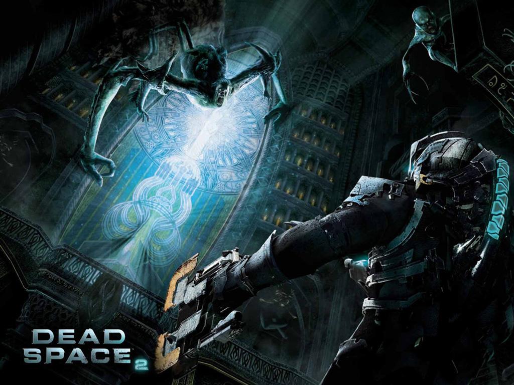 Games Wallpaper: Dead Space 2
