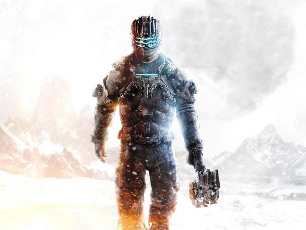 Games Wallpaper: Dead Space 3