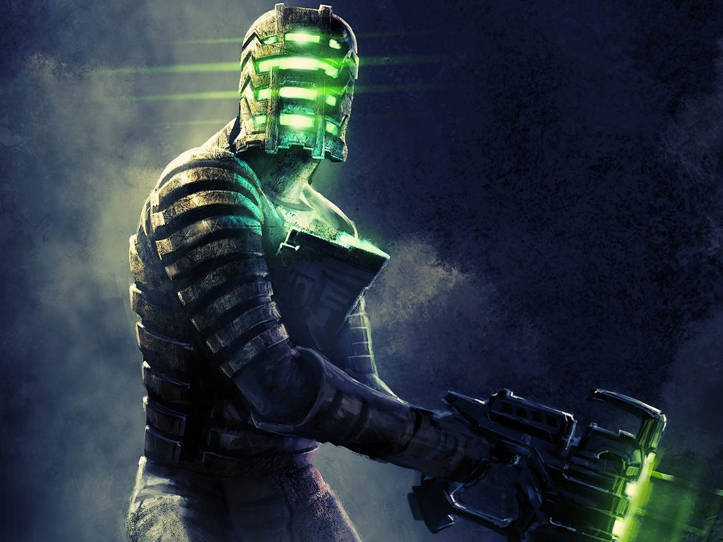Games Wallpaper: Dead Space