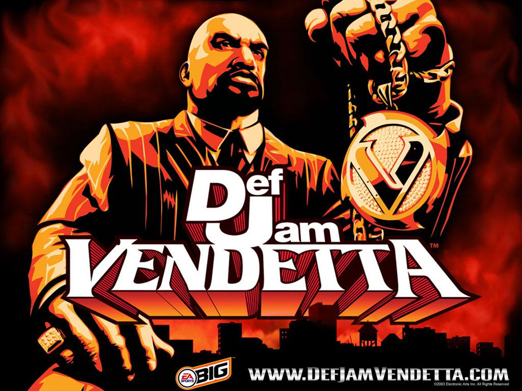 Games Wallpaper: Def Jam Vendetta