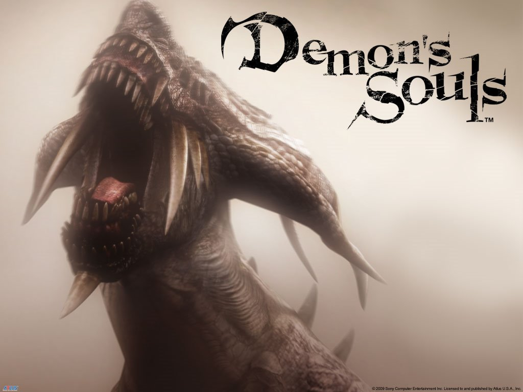 Games Wallpaper: Demon's Souls