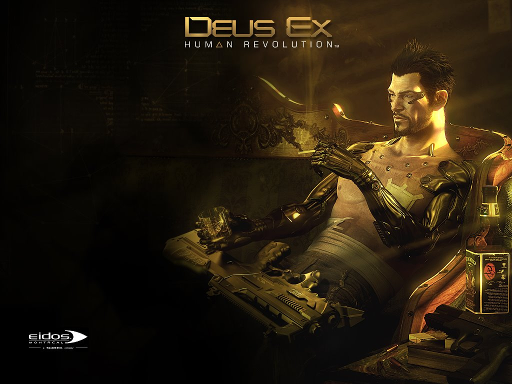 Games Wallpaper: Deus Ex: Human Revolution