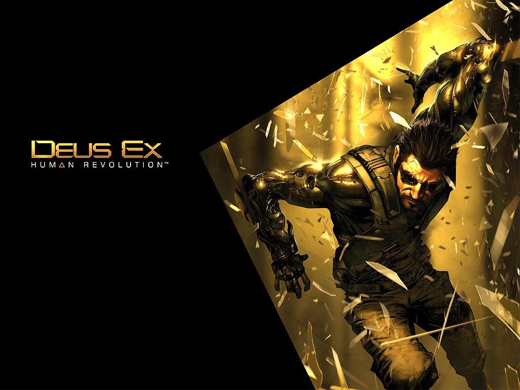 Games Wallpaper: Deus Ex: Human Revolution
