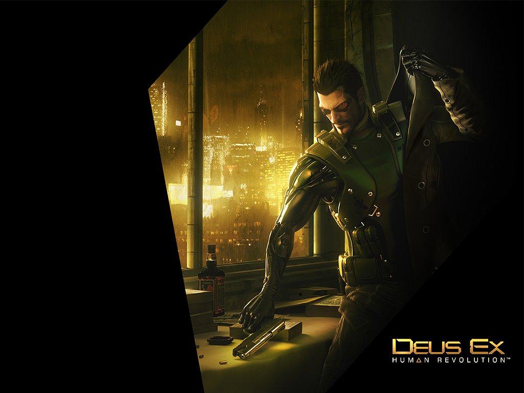 Games Wallpaper: Deus Ex - Human Revolution