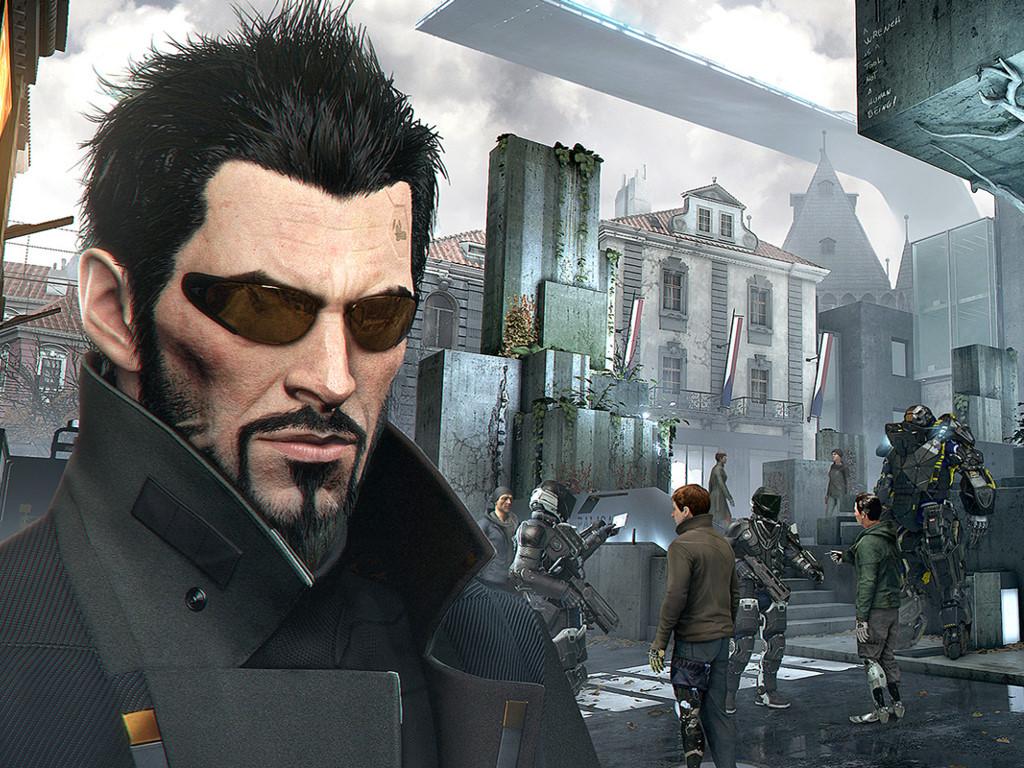 Games Wallpaper: Deus Ex: Mankind Divided