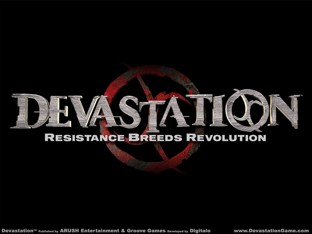 Games Wallpaper: Devastation