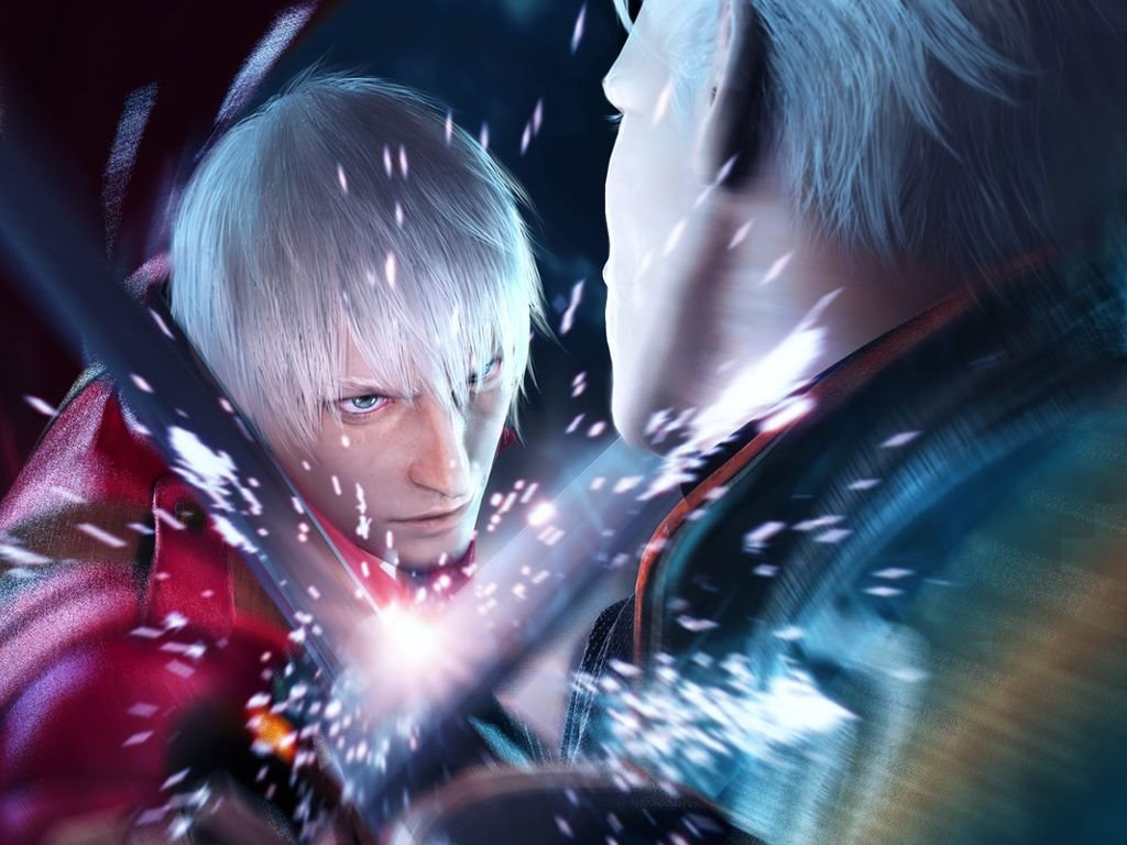 Games Wallpaper: Devil May Cry 3