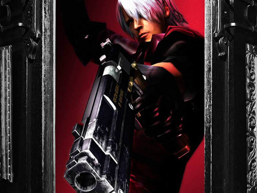 Games Wallpaper: Devil May Cry