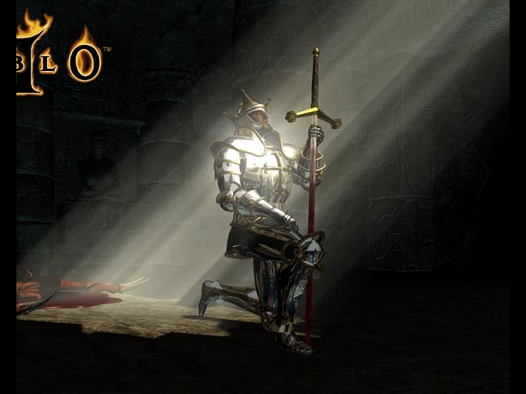 Games Wallpaper: Diablo 2