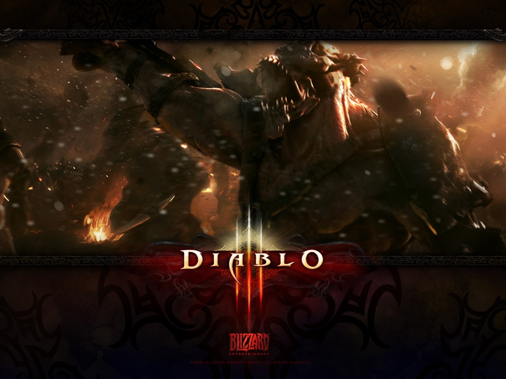 Games Wallpaper: Diablo 3