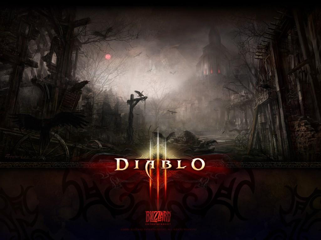 Games Wallpaper: Diablo 3