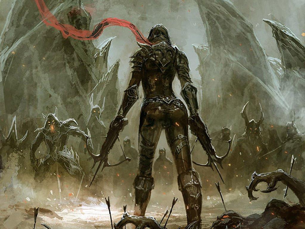 Games Wallpaper: Diablo III
