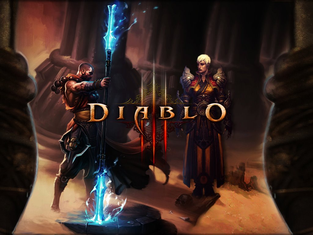 Games Wallpaper: Diablo III