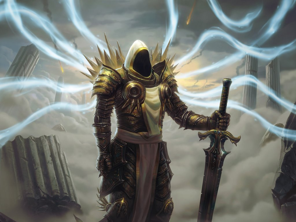 Games Wallpaper: Diablo III - Tyrael