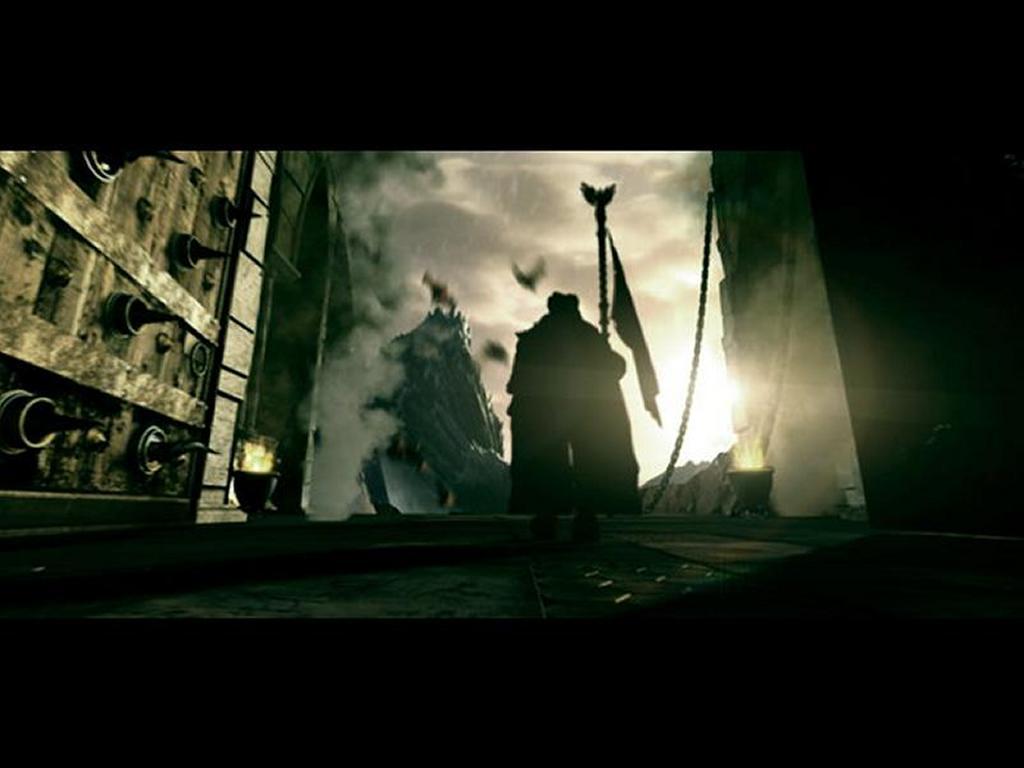 Games Wallpaper: Diablo 2 - Wanderer