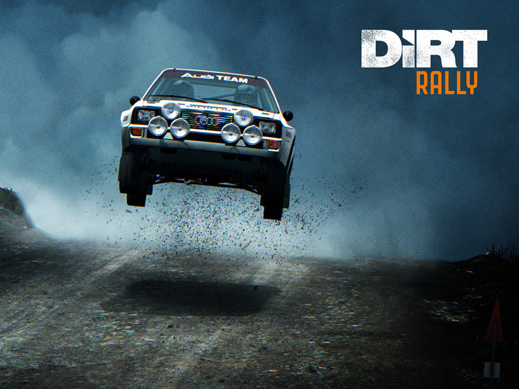 Games Wallpaper: DiRT Rally