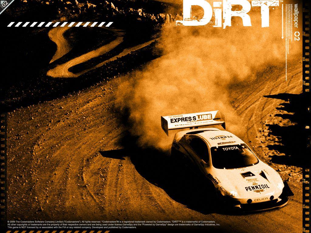 Games Wallpaper: DiRT