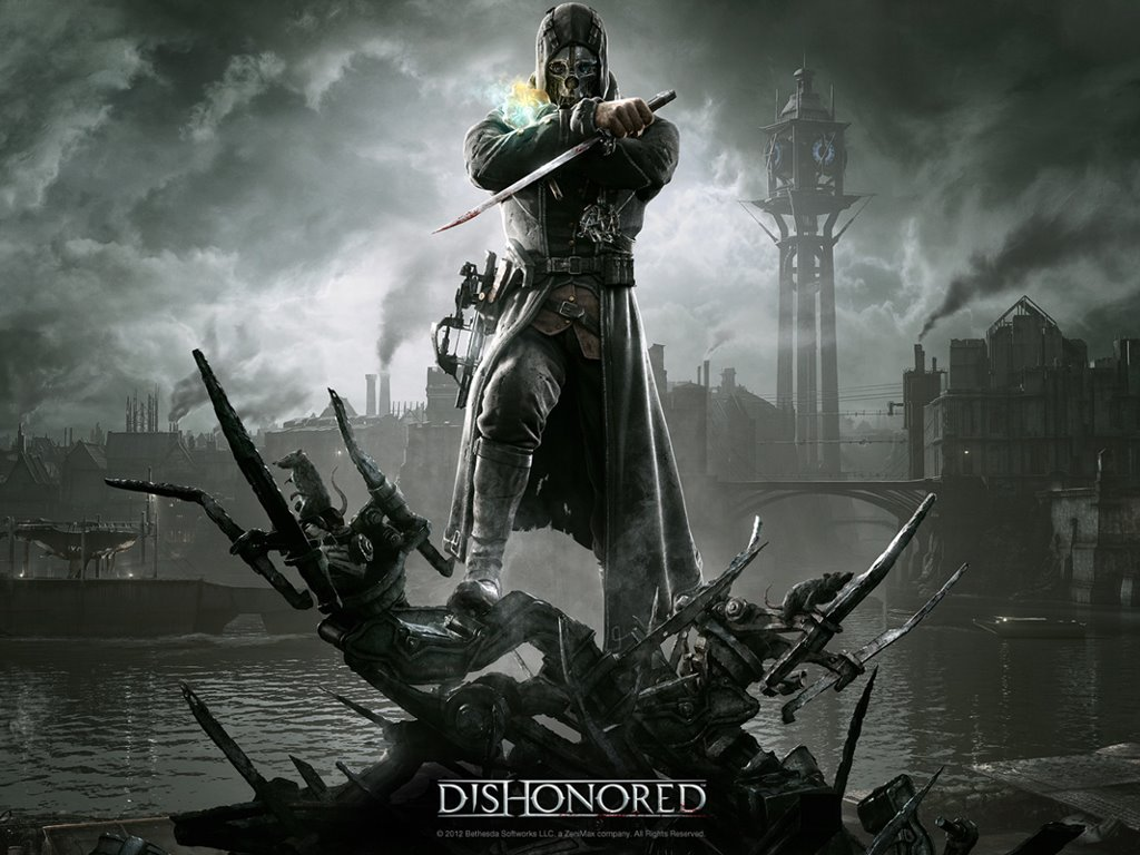 Games Wallpaper: Dishonored