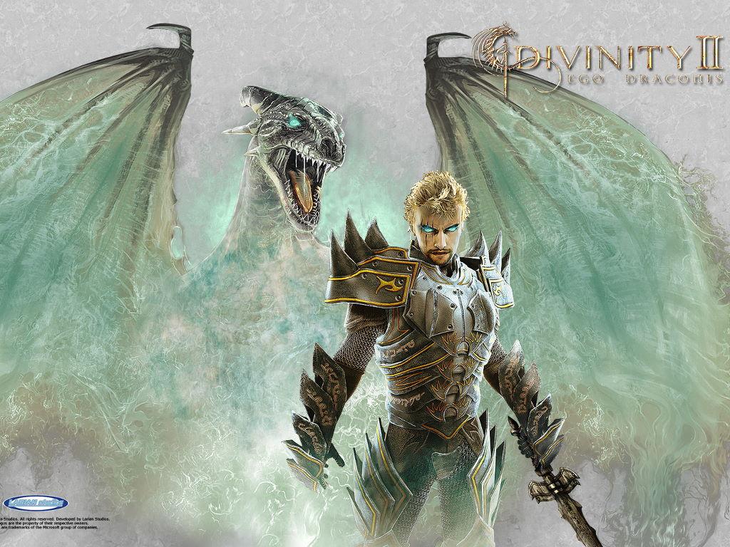 Games Wallpaper: Divinity II