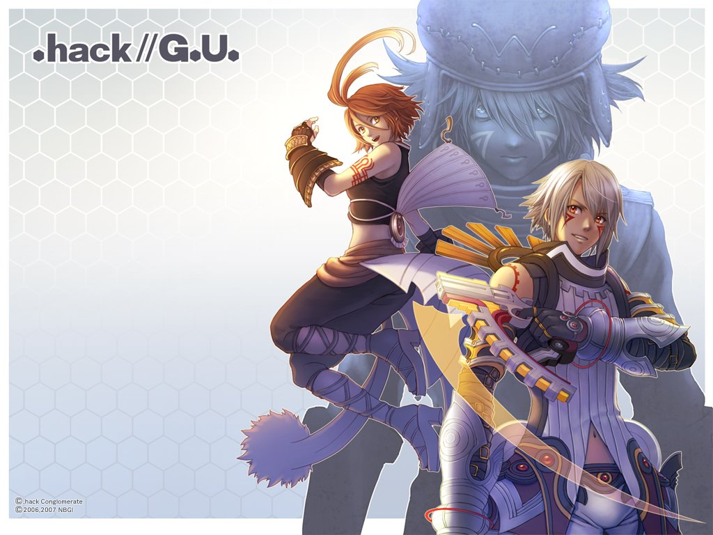 Games Wallpaper: .hack//G.U.