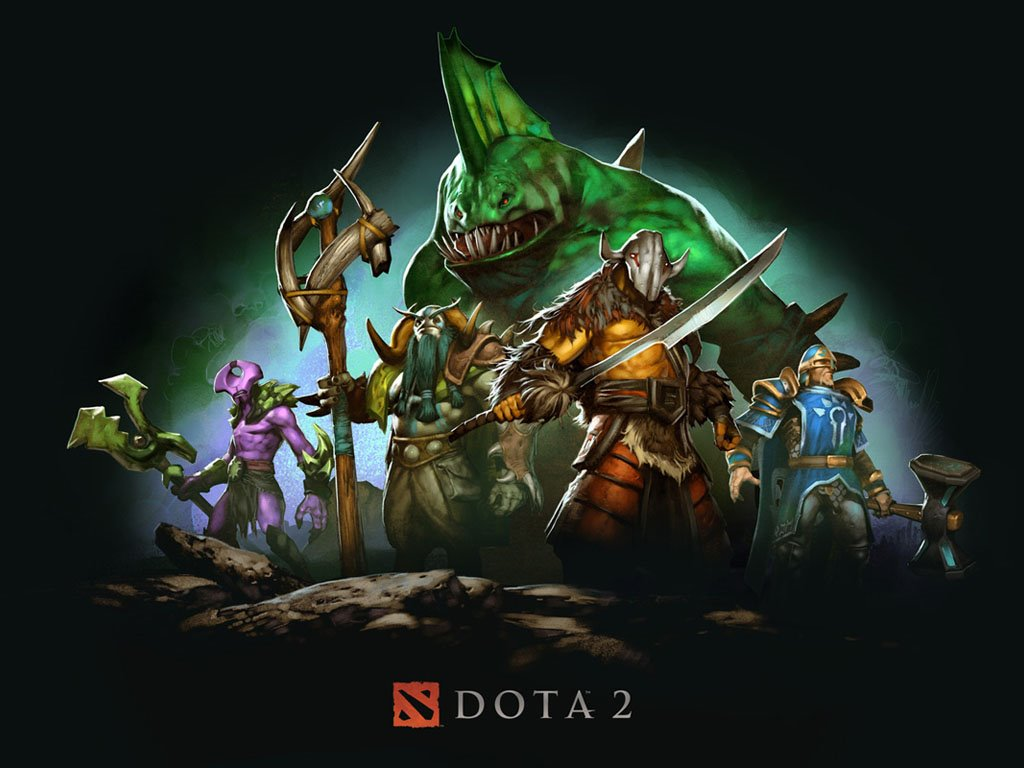 Games Wallpaper: Dota 2