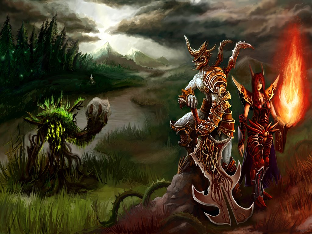 Games Wallpaper: DotA - Defense of the Ancients
