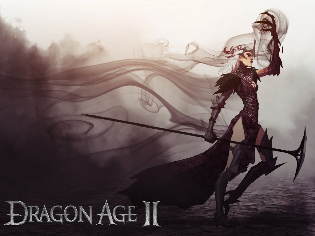 Games Wallpaper: Dragon Age 2 - Concept Art