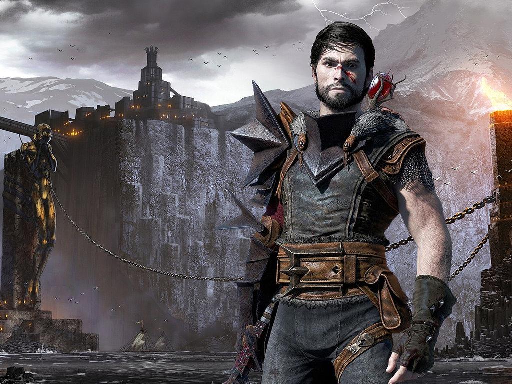 Games Wallpaper: Dragon Age 2