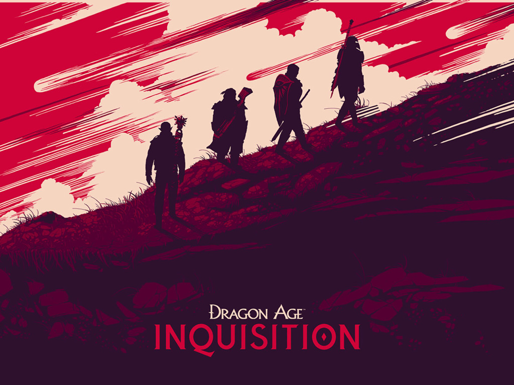 Games Wallpaper: Dragon Age - Inquisition