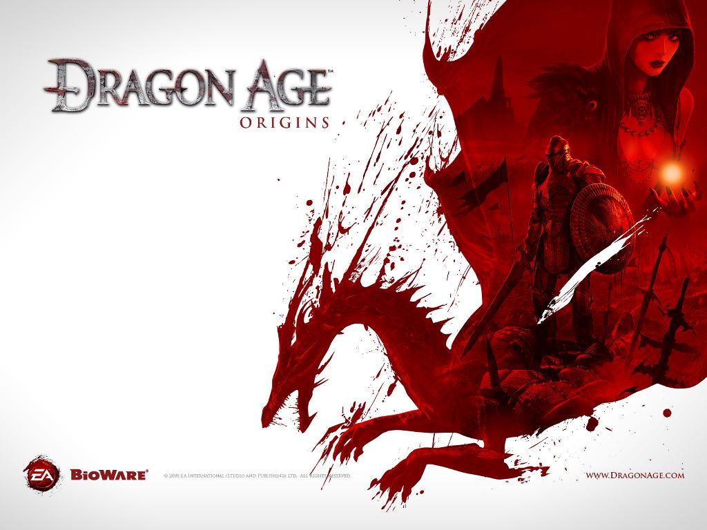 Games Wallpaper: Dragon Age - Origins